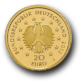 20 Euro Goldmünze